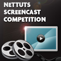 Preview for Nettuts+ Screencast Competition!