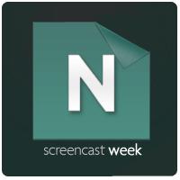 Screencast week!