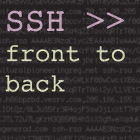 Link toSsh: what and how