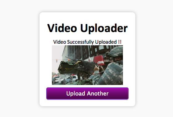 How to Create a Resumable Video Uploader in Node js