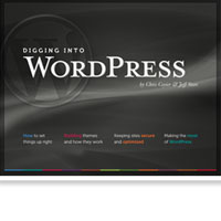 Link toDigging into wordpress: now on premium