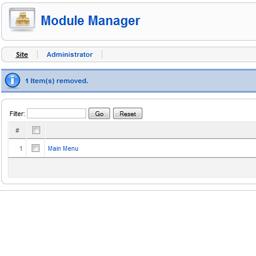 joomla templates Joomla templates module_manager_2 module manager 2