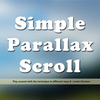 Preview for A Simple Parallax Scrolling Technique