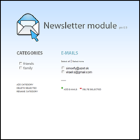 Preview for Fantastic AJAX Newsletter Module