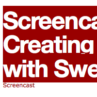 Creating a Lifestream with Sweetcron