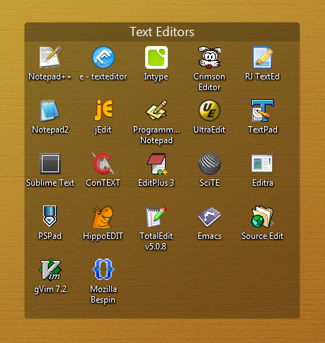 22 Neat Code Editors for Windows