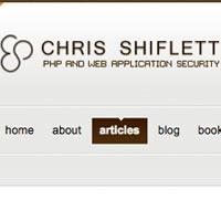 Chriss Shiflett