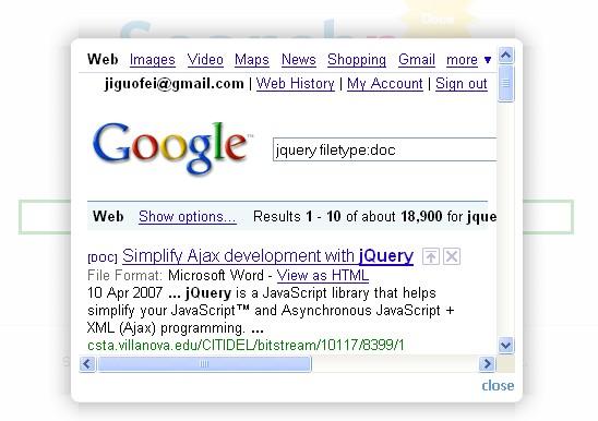 Build a Web 2 0 Document Search Site