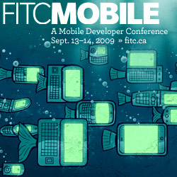Preview for 2 Free Passes to the FITC Mobile Conference in Toronto, Canada