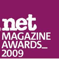 Preview for 2009 .NET Awards - Please Vote For Us!