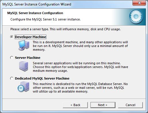 Mysql Installer 3