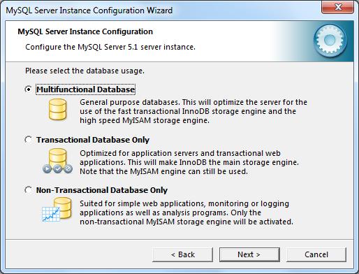 Mysql Installer 4