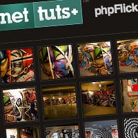 Preview for How to Create a Photo Gallery using the Flickr API