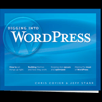Digging into wordpress review, and free copies: winners announced!