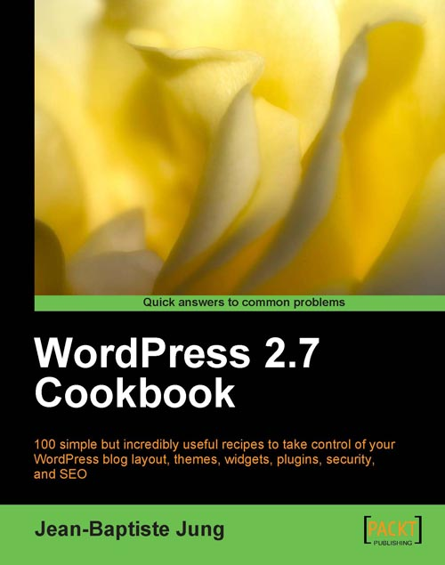 WordPress Cookbook