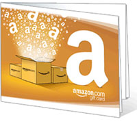 Preview for Winner Announced - Freebie: $50 Amazon Gift Card