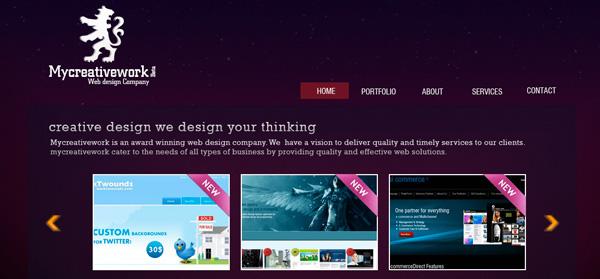 Inspiration: 35 Wonderful Website Headers