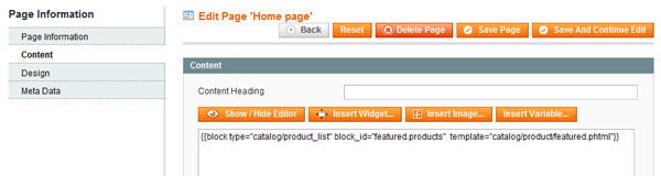 Magento for Designer: Part VI
