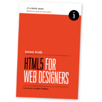 Preview for HTML5 for Web Designers: Book Review