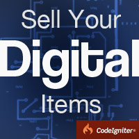 How to sell digital goods with codeigniter: new premium tutorial