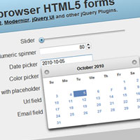 Preview for How to Build Cross-Browser HTML5 Forms