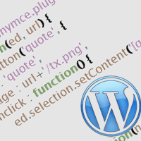 WordPress shortcodes: the right way