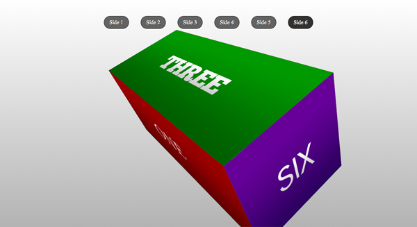 Build a Kickbutt CSS-Only 3D Slideshow