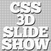 Preview for Build a Kickbutt CSS-Only 3D Slideshow