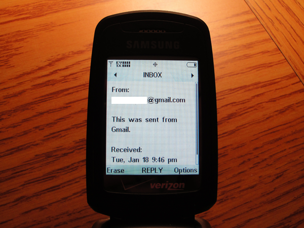 How To Send Text Messages With Php
