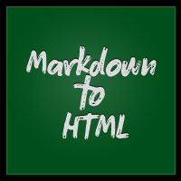 Preview for Vim Essential Plugin: Markdown to HTML