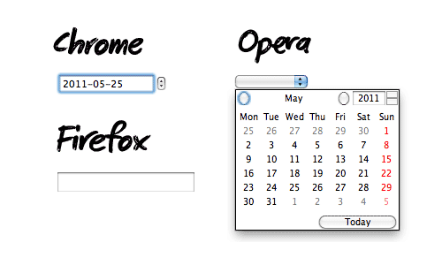 Quick Tip: Create Cross-Browser Datepickers in Minutes
