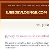 8 jQuery resource sites