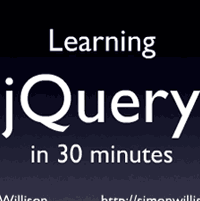 jQuery Crash Course