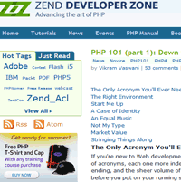 Developer's Zone