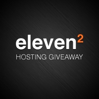 Link toWin a free hosting package from eleven2 (x10)