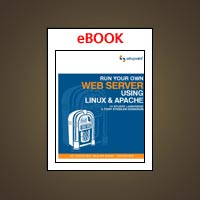 Link toRun your own web server using linux & apache