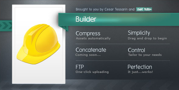 Nettuts+ Builder