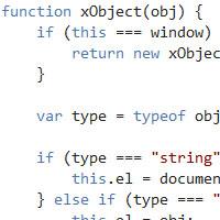 Link toBuild your own javascript library: premium series