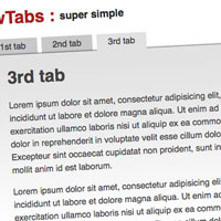 How to build a custom jquery tabs plugin: new premium tutorial