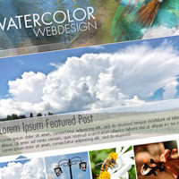 Link toHow to code a gorgeous watercolor website: new premium tutorial