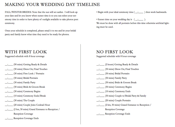 How To Sell A First Look To Your Wedding Clients