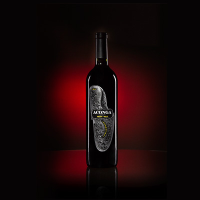 Photoshop Text Effects Tutorials 2013 Wine Product Shoot: Co...