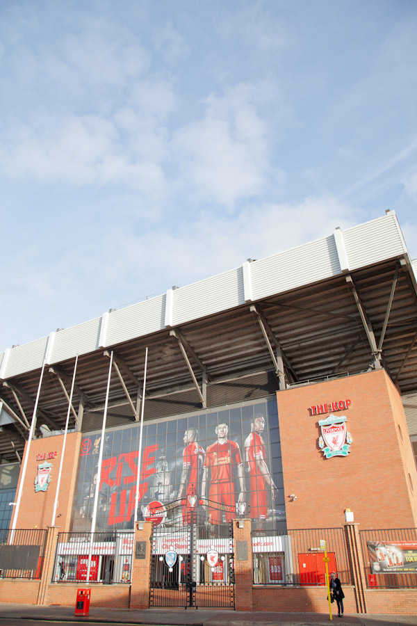 1. Anfield