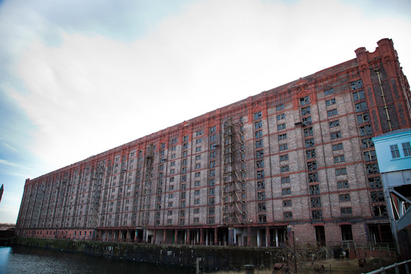 2. Tobacco Warehouse