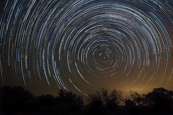 Image Credit Star Trails while watching Perseid Meteor Shower by Rarvesen