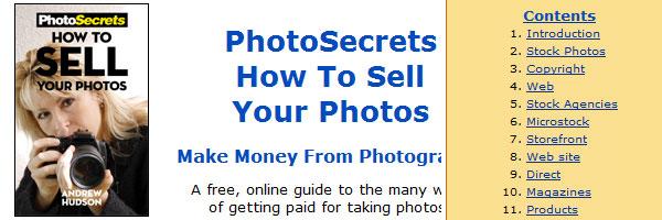 helpful photography tutorials