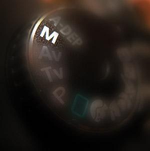 Manual dial