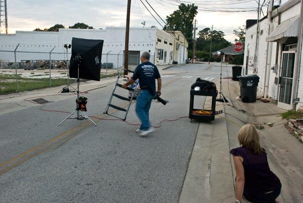 Rim Lighting - Behind The Scenes