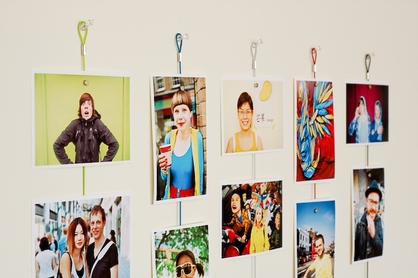 Quick tip four fun funky frame ideas for Ways to frame pictures