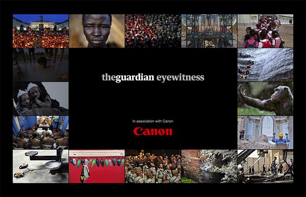 guardian eyewitness ipad